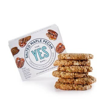 YES Bar Salted Maple Pecan