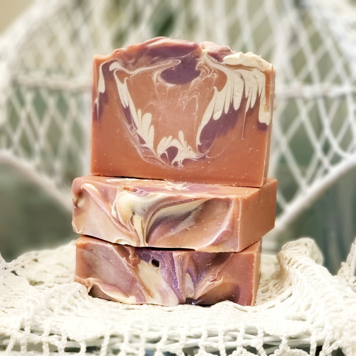 Passionate Kisses -Bar Soap