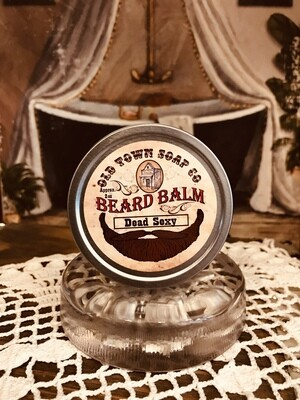 Dead Sexy -Beard Balm