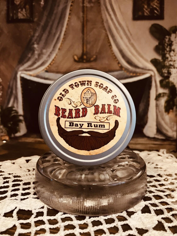 Bay Rum -Beard Balm