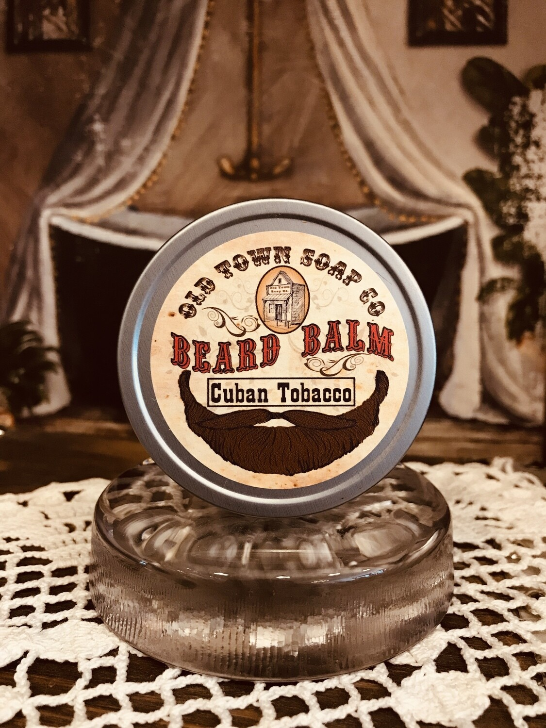 Cuban Tobacco -Beard Balm
