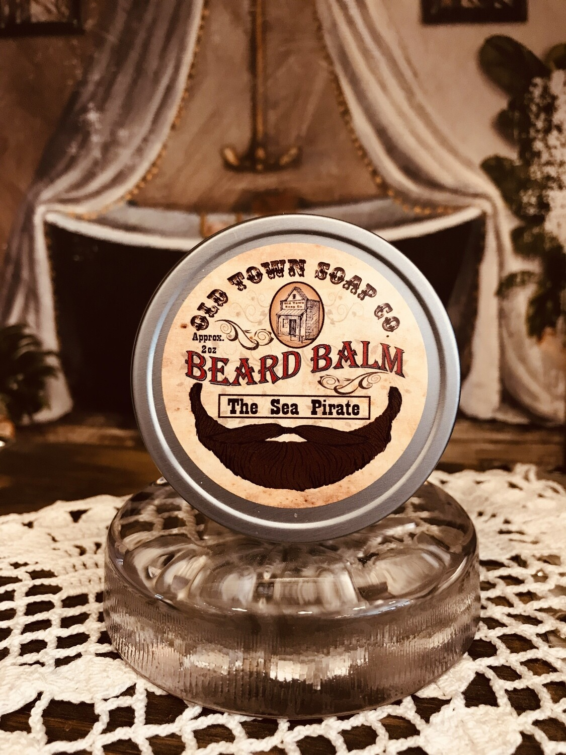 The Sea Pirate -Beard Balm