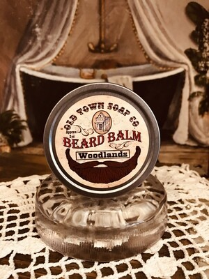 Woodlands -Beard Balm