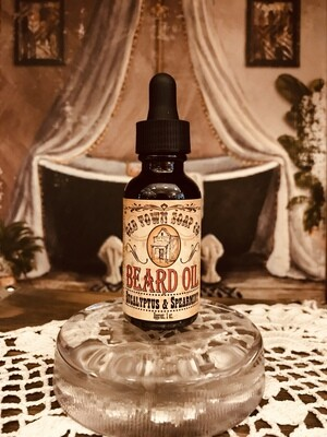 Eucalyptus & Spearmint -Beard Oil
