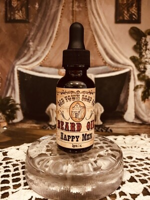 Happy Men -Beard Oil