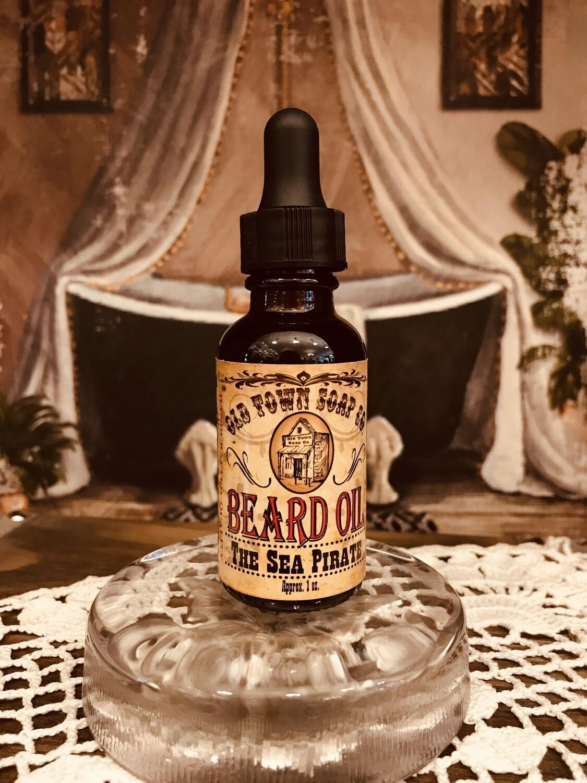 The Sea Pirate - Beard Oil