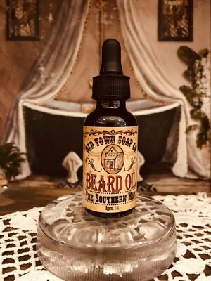 The Southern Man -Beard Oil