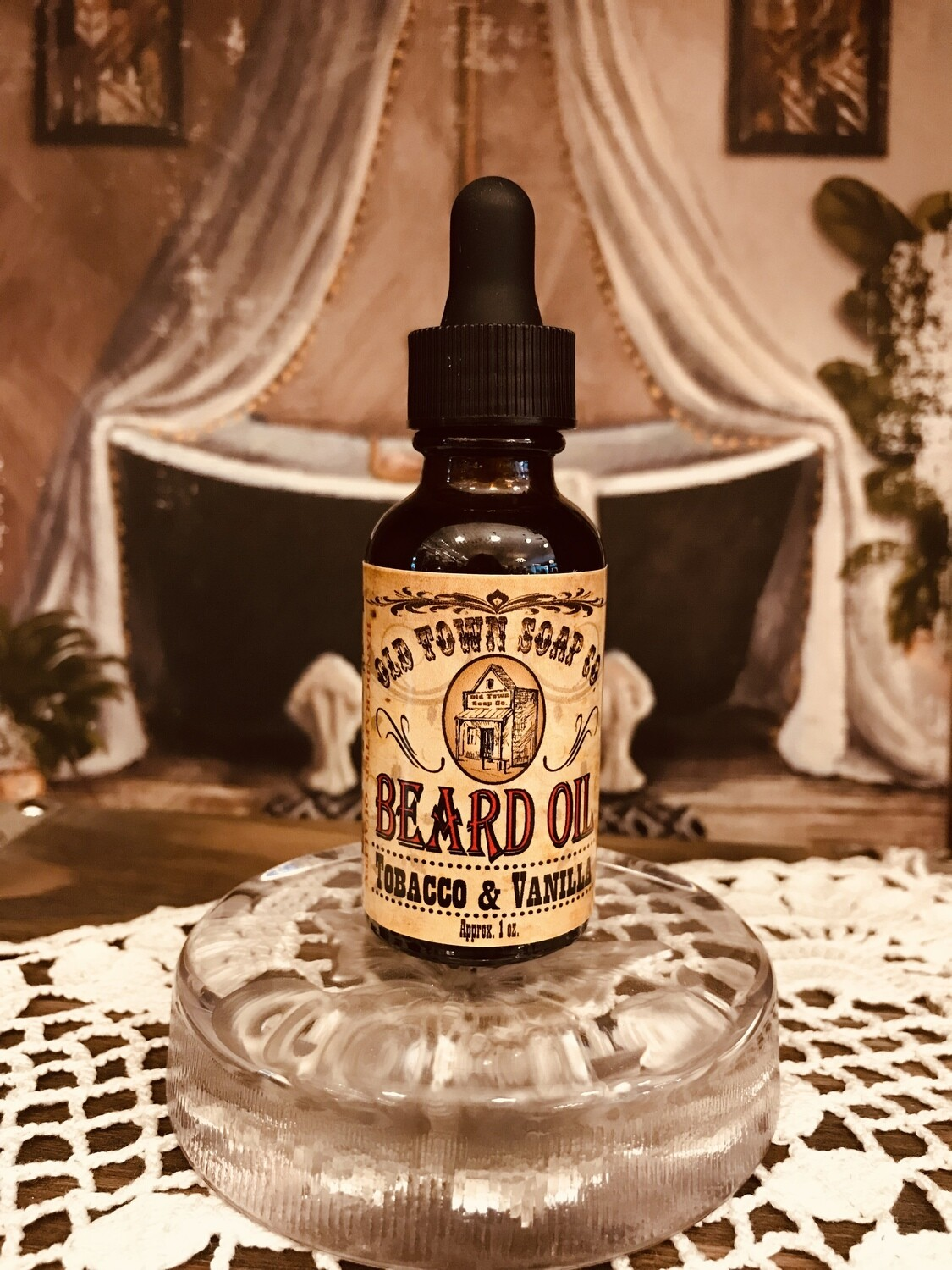 Tobacco & Vanilla -Beard Oil