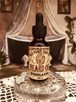 Woodlands -Beard Oil