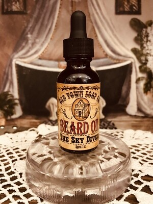 The Sky Diver -Beard Oil