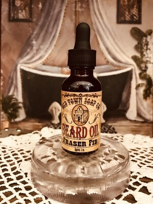 Fraser Fir -Beard Oil