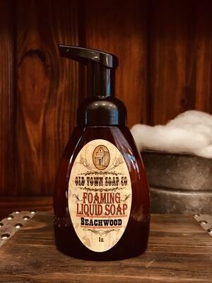 Beachwood -Pump Liquid Soap