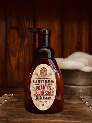Oh So Clean -Pump Liquid Soap