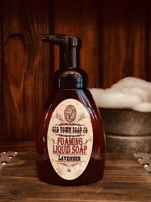 Lavender -Pump Liquid Soap