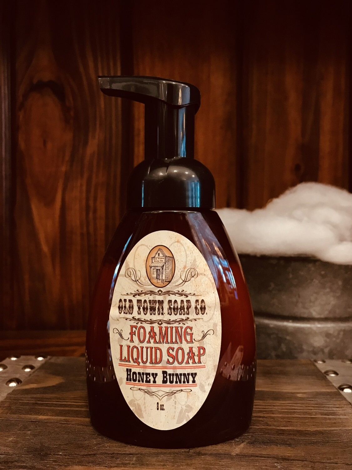 Honey Bunny -Pump Liquid Soap
