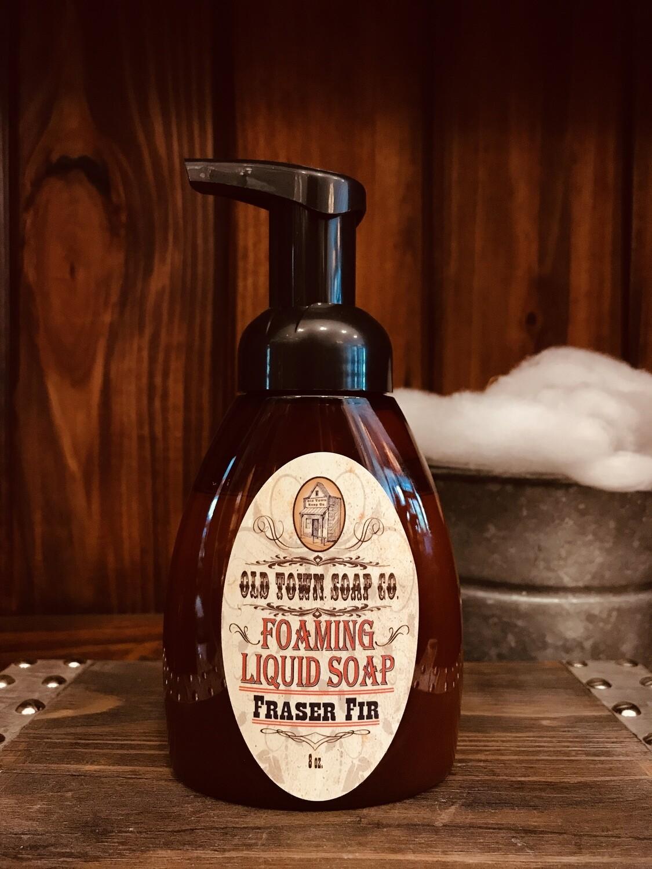 Fraser Fir -Pump Liquid Soap