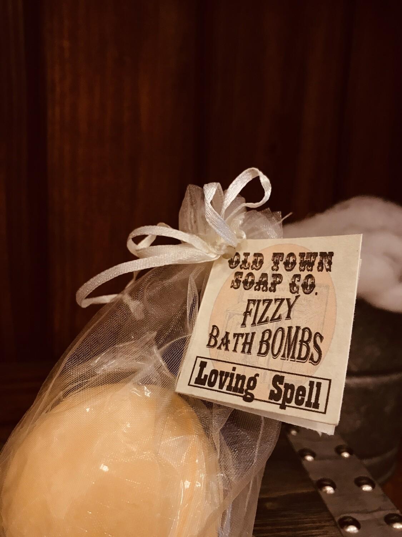 Loving Spell Bath Bomb -Large