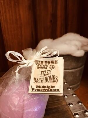 Midnight Pomegranate Bath Bomb -Large