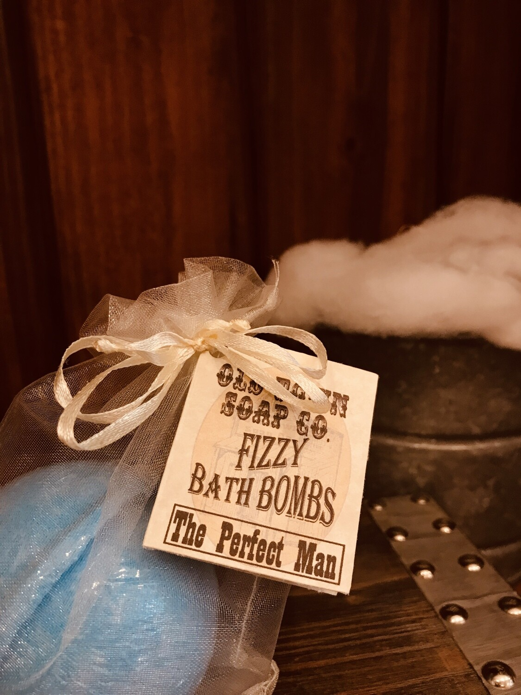 The Perfect Man Bath Bomb -Large