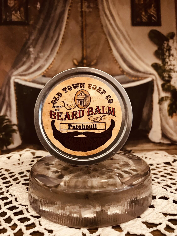 Patchouli -Beard Balm