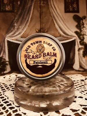 Patchouli -Beard Balm