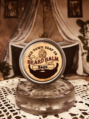 Sage -Beard Balm