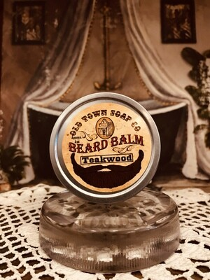 Teakwood -Beard Balm