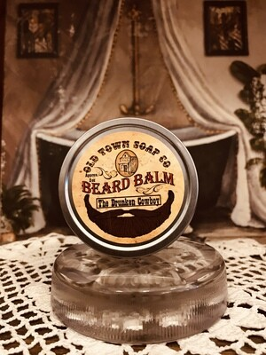 The Drunken Cowboy -Beard Balm