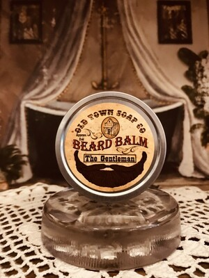 The Gentleman -Beard Balm