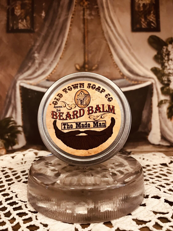 The Made Man -Beard Balm