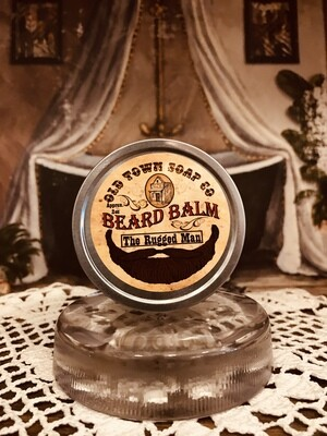 The Rugged Man -Beard Balm