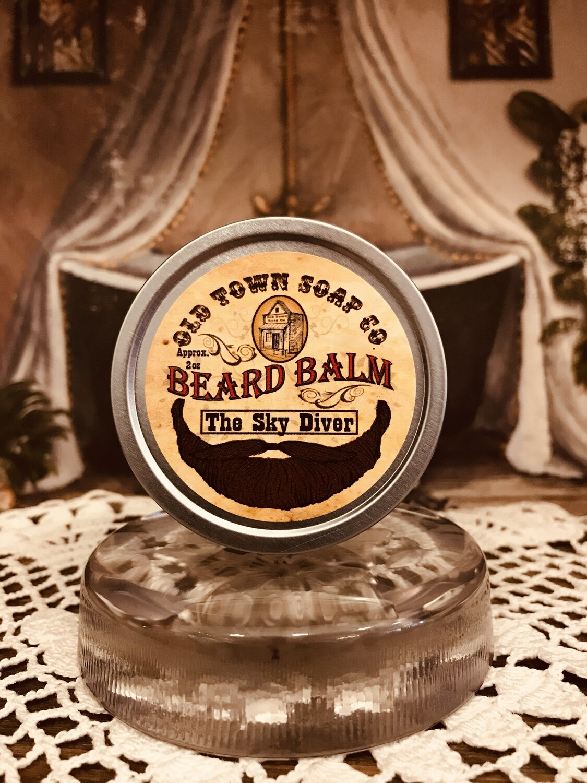 The Sky Diver -Beard Balm