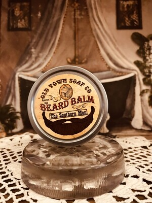 The Southern Man -Beard Balm