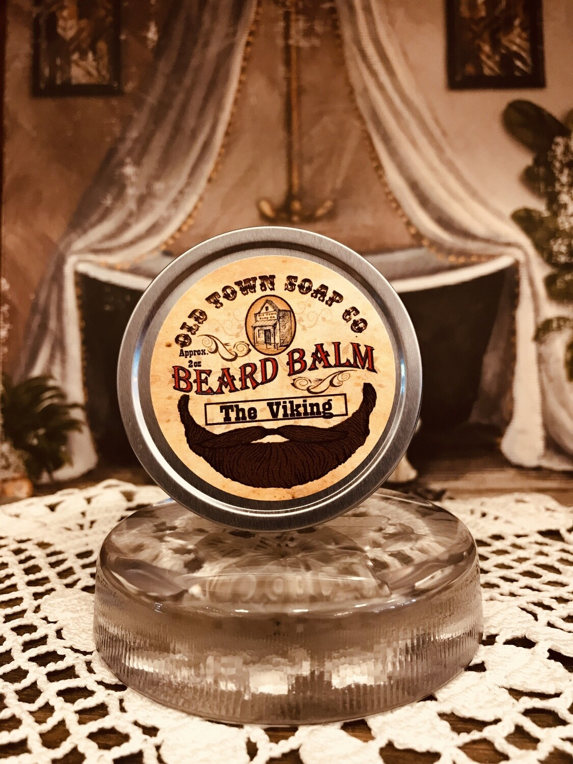 The Viking -Beard Balm