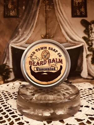 Unscented -Beard Balm