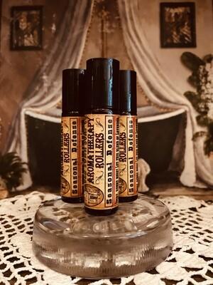 Seasonal Blend -Aromatherapy Rollers