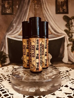 Bug Be Gone -Aromatherapy Rollers