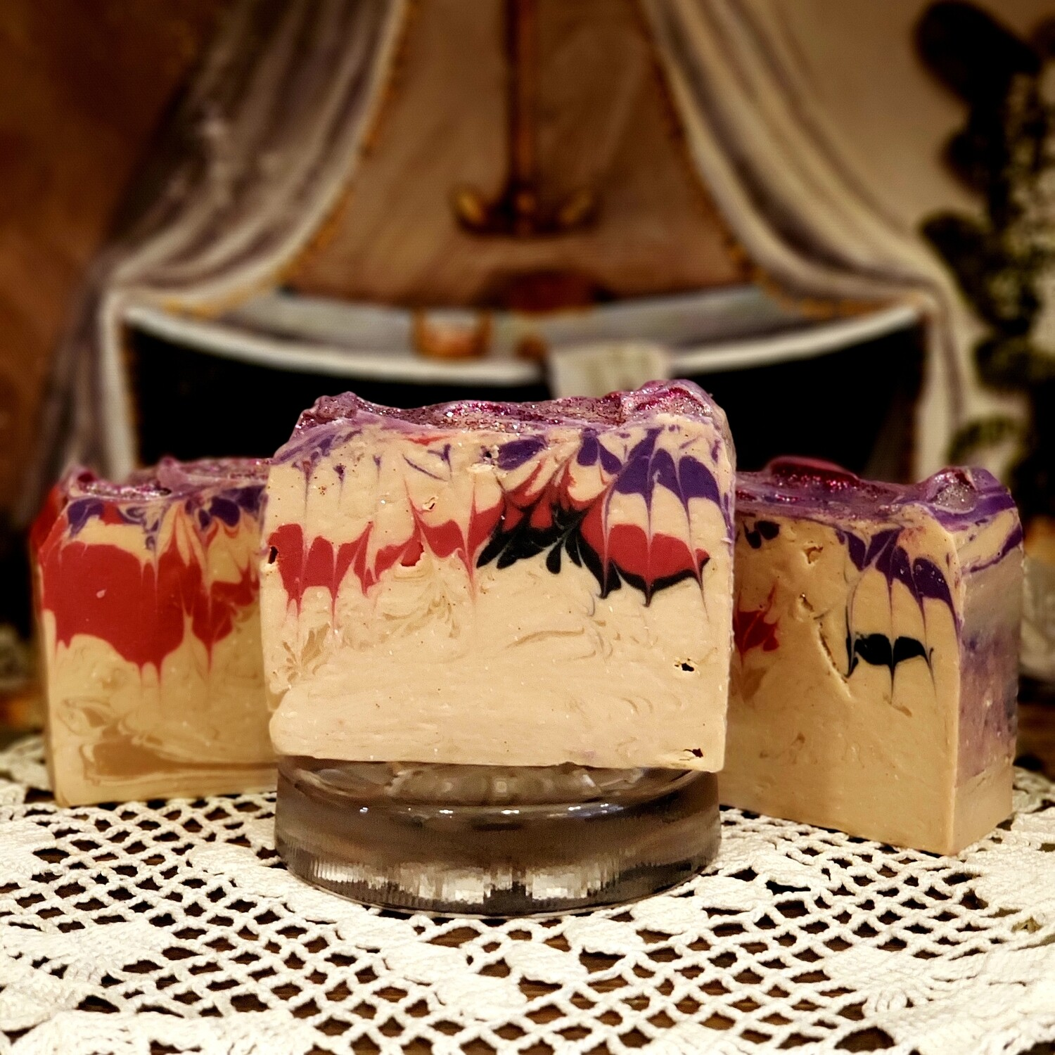 Midnight Pomegranate -Bar Soap