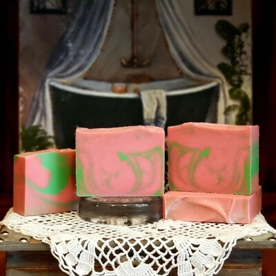 Grapefruit Mint -Bar Soap