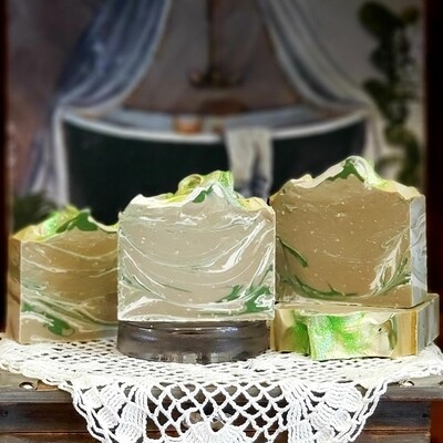 Honeydew Melon -Bar Soap