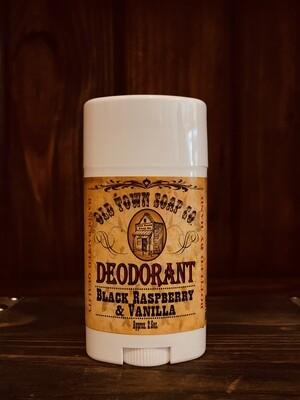Black Raspberry & Vanilla -Deodorants