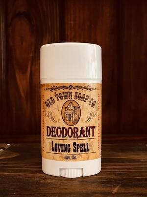 Loving Spell -Deodorants