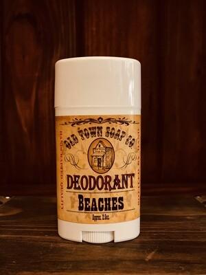Beaches -Deodorants