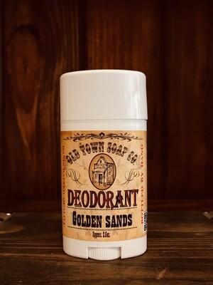 Golden Sands -Deodorants