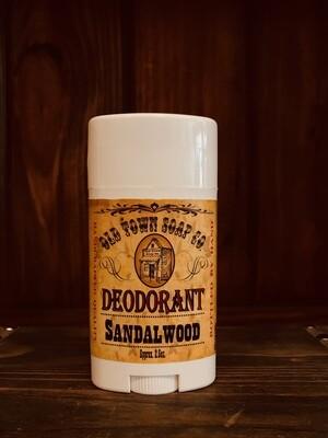 Sandalwood -Deodorants