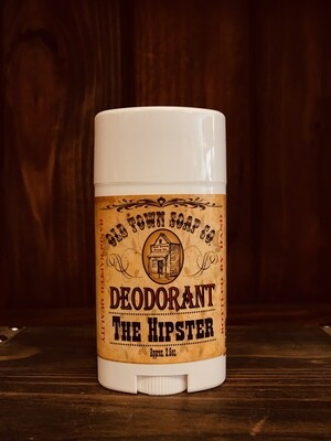 The Hipster -Deodorants