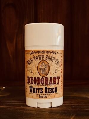 White Birch -Deodorants