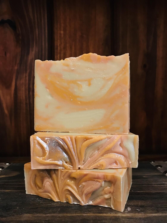 Bergamot & Mandarin -Bar Soap