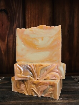 Bergamot & Mandarin -Bar Soap