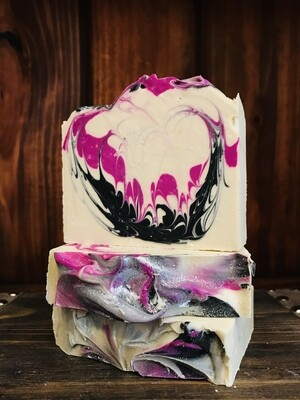 Black Raspberry & Vanilla -Bar Soap